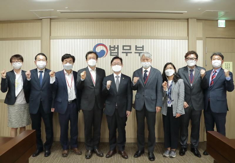 외국인 정책학회 간담회
